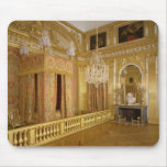 Interior of Louis XIV's bedroom, 1701-23 Mouse Pad