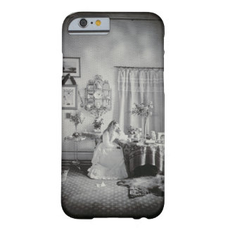 Interior of Muckross House, c.1865 (albumen ) Barely There iPhone 6 Case