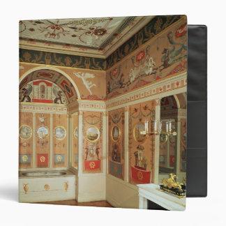 Interior of Napoleon's bathroom, built in 1807 Binder