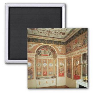 Interior of Napoleon's bathroom, built in 1807 Magnet