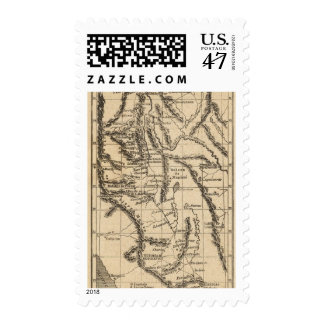 Interior of Northern Mexico Postage