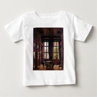 Interior of rubetsuku baby T-Shirt