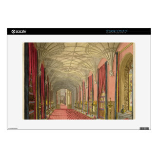 Interior of St. Michael's Gallery, from 'Graphic a Laptop Decal