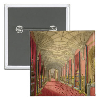 Interior of St. Michael's Gallery, from 'Graphic a Pinback Button