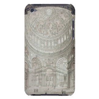 Interior of St.Paul's Cathedral, 1817 Barely There iPod Cover
