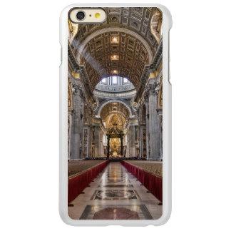 Interior of St. Peter's Basilica Incipio Feather Shine iPhone 6 Plus Case