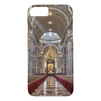 Interior of St. Peter's Basilica iPhone 8/7 Case