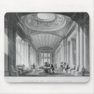 Interior of the Advocate's Library, Edinburgh Mouse Pad