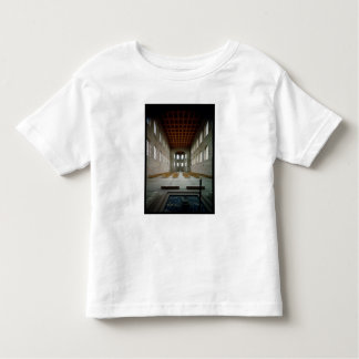 Interior of the basilica, early 4th century AD T Shirt