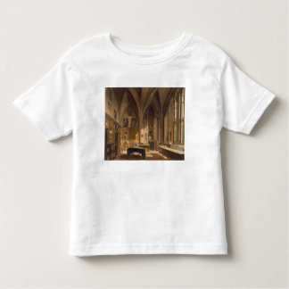 Interior of the Chapter House, illustration from t Toddler T-shirt