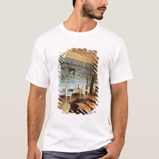 Interior of the Chinese Blue Drawing Room T-Shirt