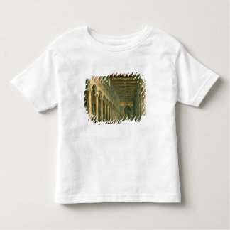 Interior of the Church of San Paolo Fuori le Toddler T-shirt