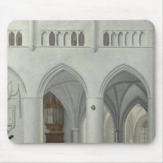 Interior of the Church of St. Bavo, Haarlem Mouse Pad
