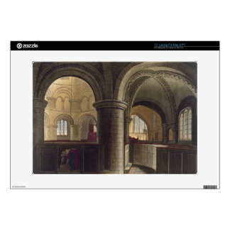 Interior of the Church of the Holy Sepulchre, Camb Decal For Laptop