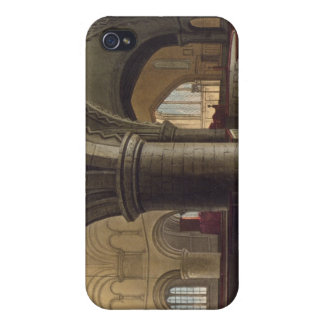 Interior of the Church of the Holy Sepulchre, Camb iPhone 4 Cover
