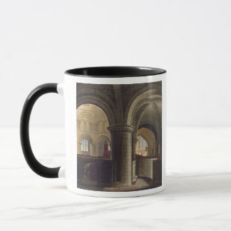 Interior of the Church of the Holy Sepulchre, Camb Mug