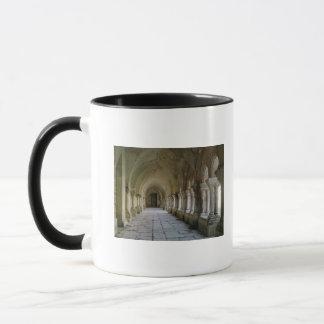 Interior of the cloister 2 mug
