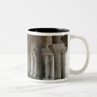 Interior of the cloister 2 mugs