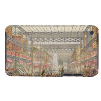 Interior of the Crystal Palace, pub. by Stannard a iPod Touch Cover