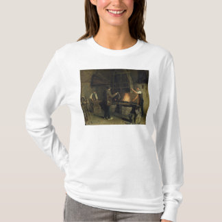 Interior of the Forge, 1837 T-Shirt