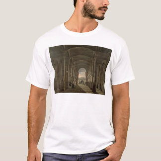 Interior of the Gare Saint-Lazare T-Shirt