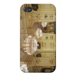 Interior of the Grand Salon iPhone 4 Cover