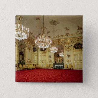 Interior of the Grand Salon Pinback Button