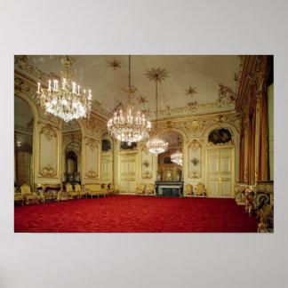Interior of the Grand Salon Poster