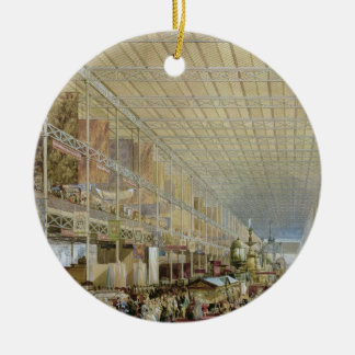Interior of the Great Exhibition of All Nations, 1 Ceramic Ornament