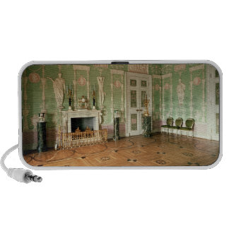 Interior of the Green Dining Room iPhone Speaker