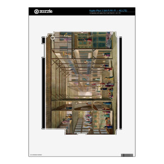 Interior of the Harem of the Great Lord of Constan iPad 3 Decal