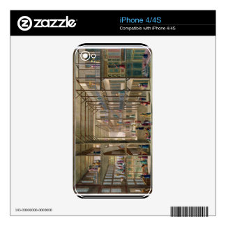 Interior of the Harem of the Great Lord of Constan iPhone 4 Decal