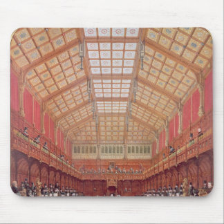 Interior of the House of Commons Mouse Pad