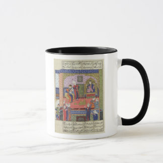 Interior of the King of Persia's Palace Mug