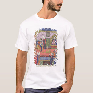 Interior of the King of Persia's Palace T-Shirt