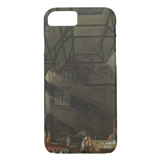 Interior of the Kitchen, Trinity Cambridg iPhone 7 Case