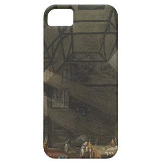 Interior of the Kitchen, Trinity Cambridg iPhone SE/5/5s Case