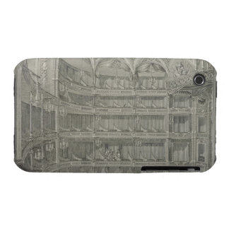 Interior of the Late Theatre Royal, Drury Lane, in iPhone 3 Case-Mate Case