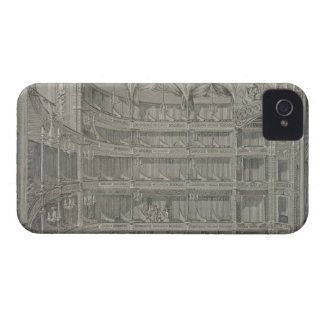 Interior of the Late Theatre Royal, Drury Lane, in iPhone 4 Case-Mate Case