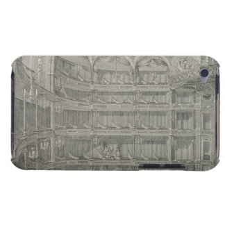 Interior of the Late Theatre Royal, Drury Lane, in iPod Case-Mate Case