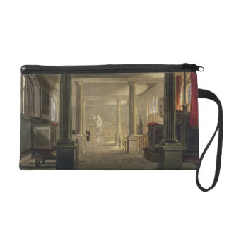 Interior of the Law School, Cambridge, from 'The H Wristlet Clutch