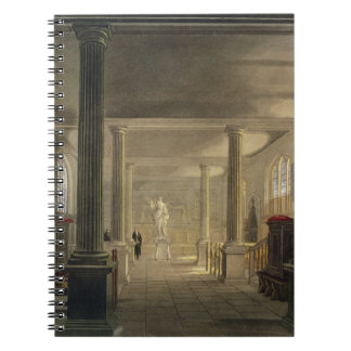 Interior of the Law School, Cambridge, from 'The H Notebooks