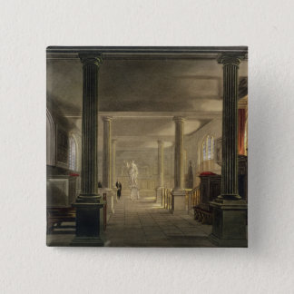 Interior of the Law School, Cambridge, from 'The H Pinback Button