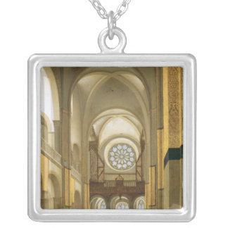 Interior of the Marienkirche in Utrecht 1638 Custom Jewelry