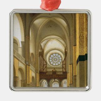 Interior of the Marienkirche in Utrecht 1638 Christmas Ornaments