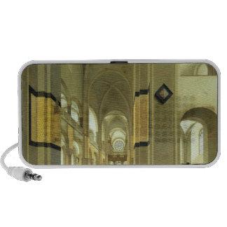Interior of the Marienkirche in Utrecht 1638 iPod Speakers