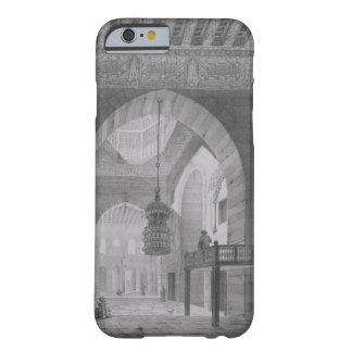 Interior of the Mosque of Kaid-Bey, plate 55 from Barely There iPhone 6 Case