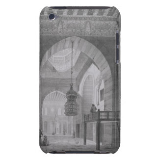 Interior of the Mosque of Kaid-Bey, plate 55 from Barely There iPod Case