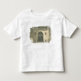Interior of the Mosque of Sultan Hasan, Cairo, fro Toddler T-shirt