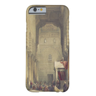 Interior of the Mosque of the Metwalys, Cairo, fro Barely There iPhone 6 Case